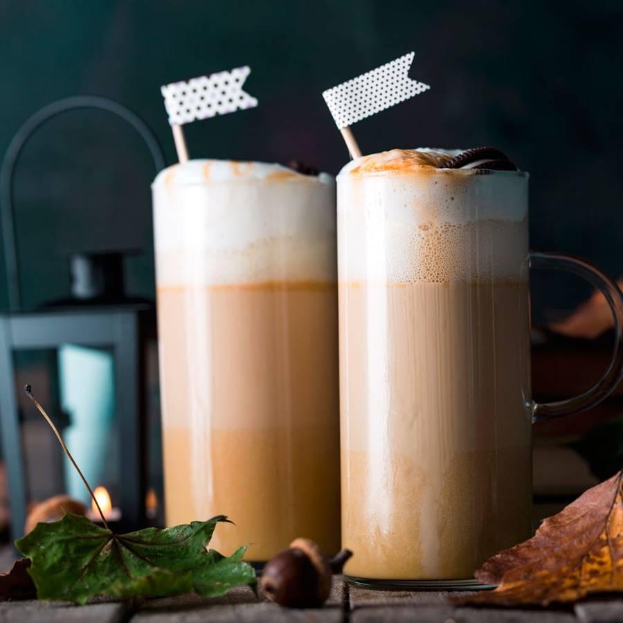 3 deliciosos lattes vegetales para este otoño