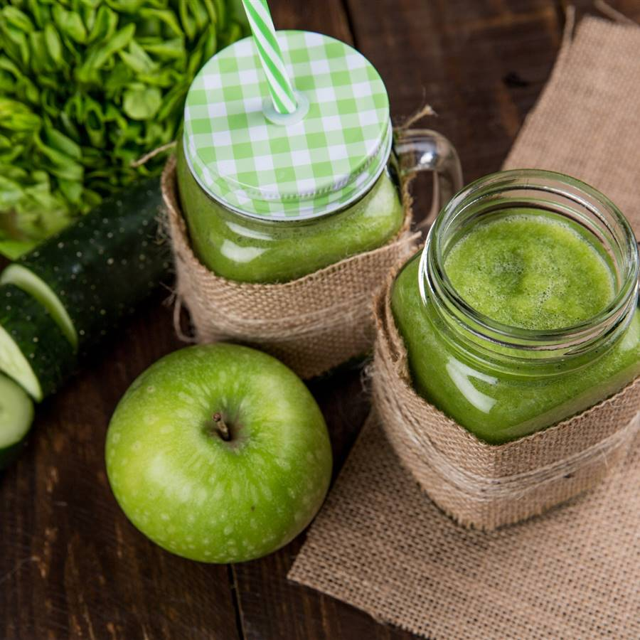 Menús para combinar depuración y supernutrición en la semana