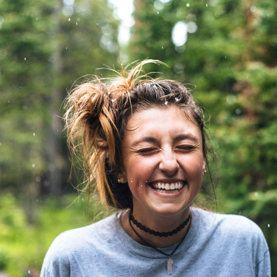 Reír, un masaje para el cerebro