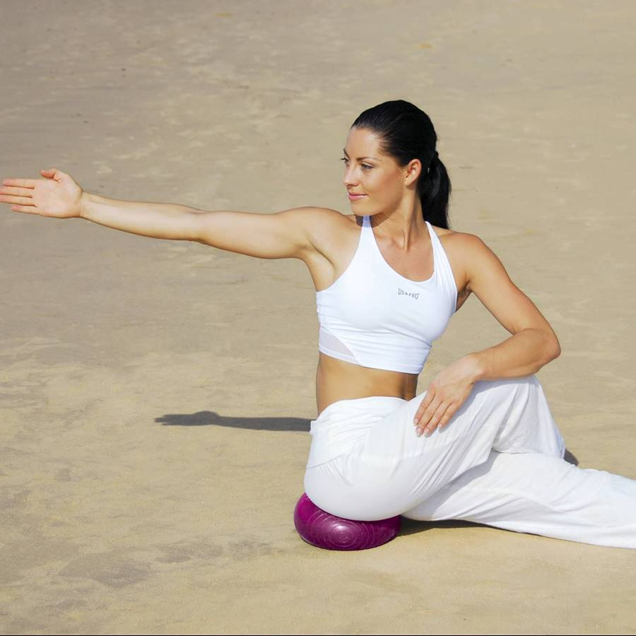 6 ejercicios para cuidar tu espalda y tu postura