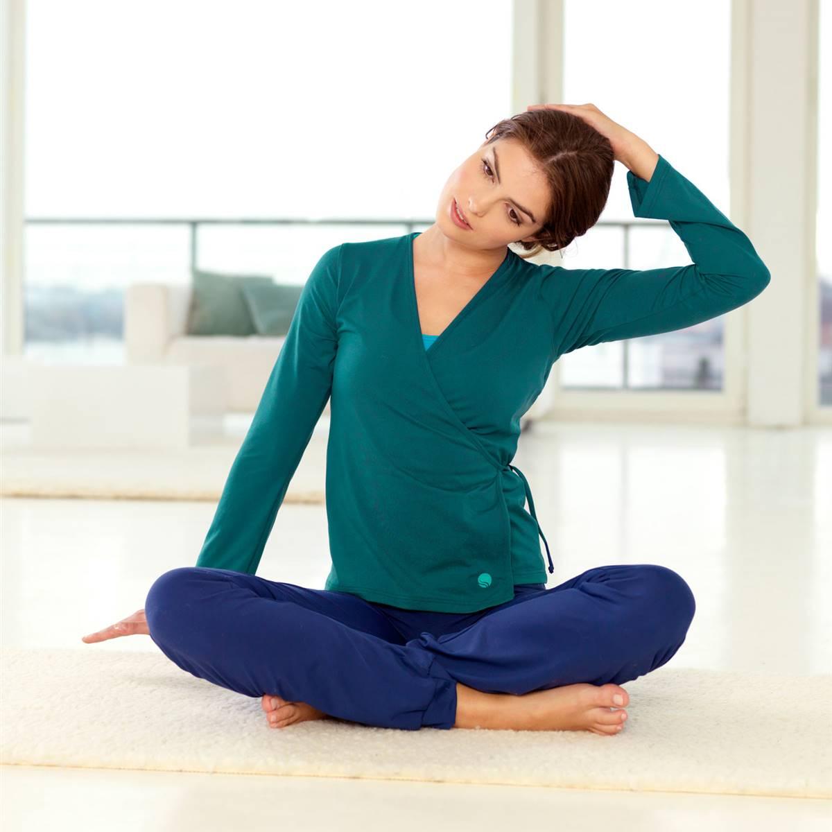 Estiramiento de cervicales: un cuello flexible, esbelto y..