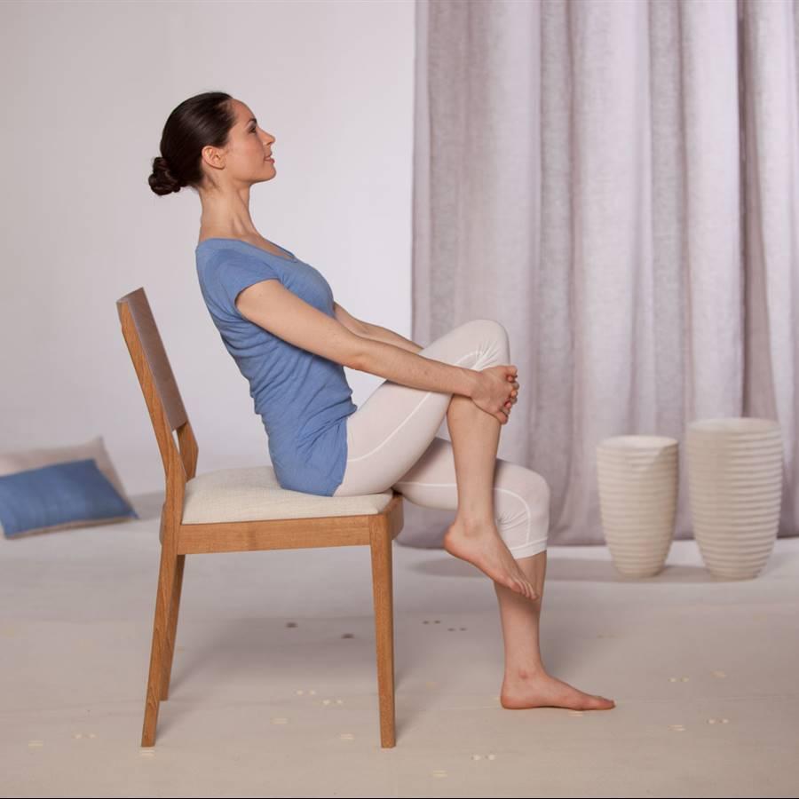 10 ejercicios para relajarse de pies a cabeza