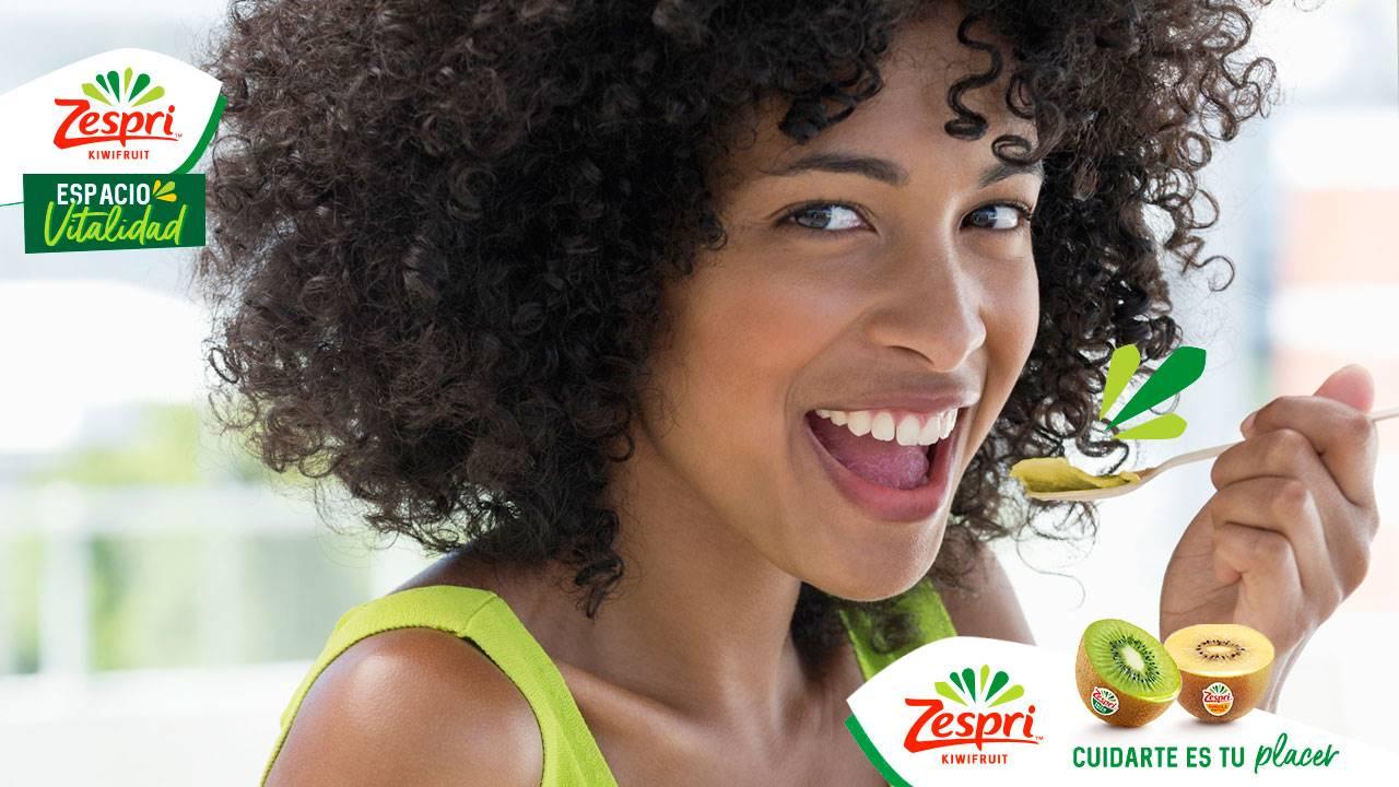 Mantén tu vitalidad con Zespri y descubre una deliciosa manera de cuidarte