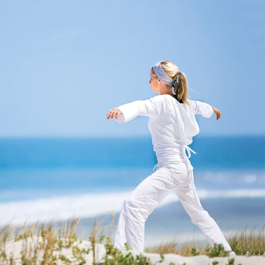 4. Abrazar el horizonte con los brazos