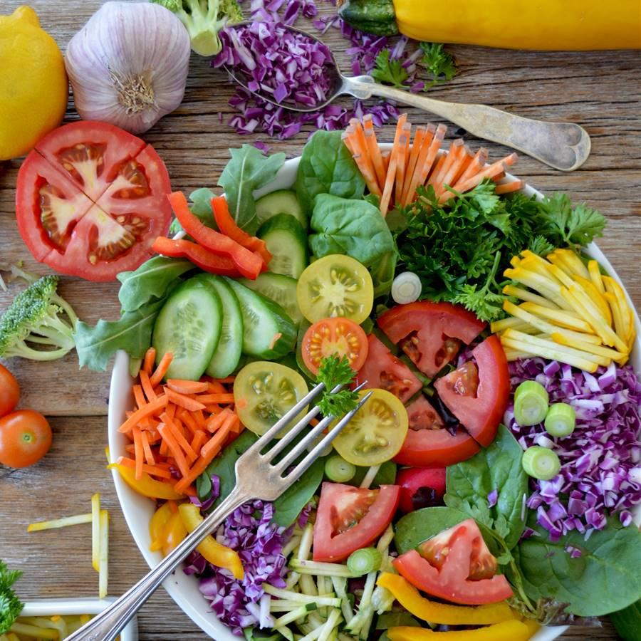 Los alimentos antiinflamatorios vegetales protegen el corazón