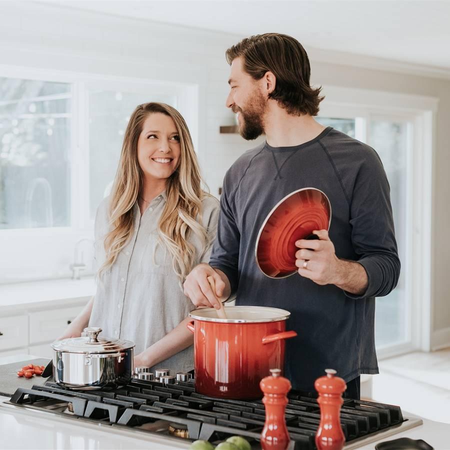 8 utensilios de cocina saludables