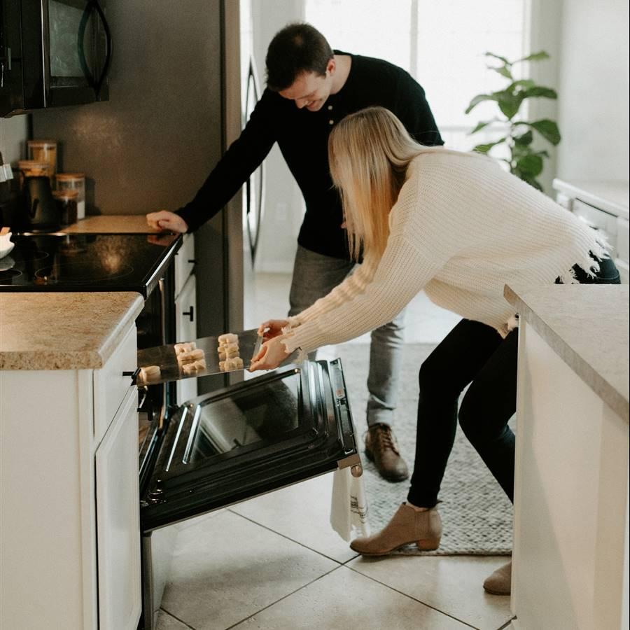 8 consejos para hornear respostería de forma más sostenible