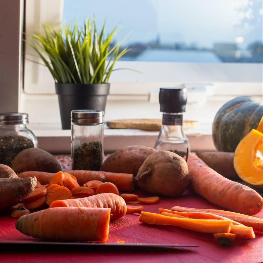 La vitamina E y los carotenoides protegen la memoria y la concentración