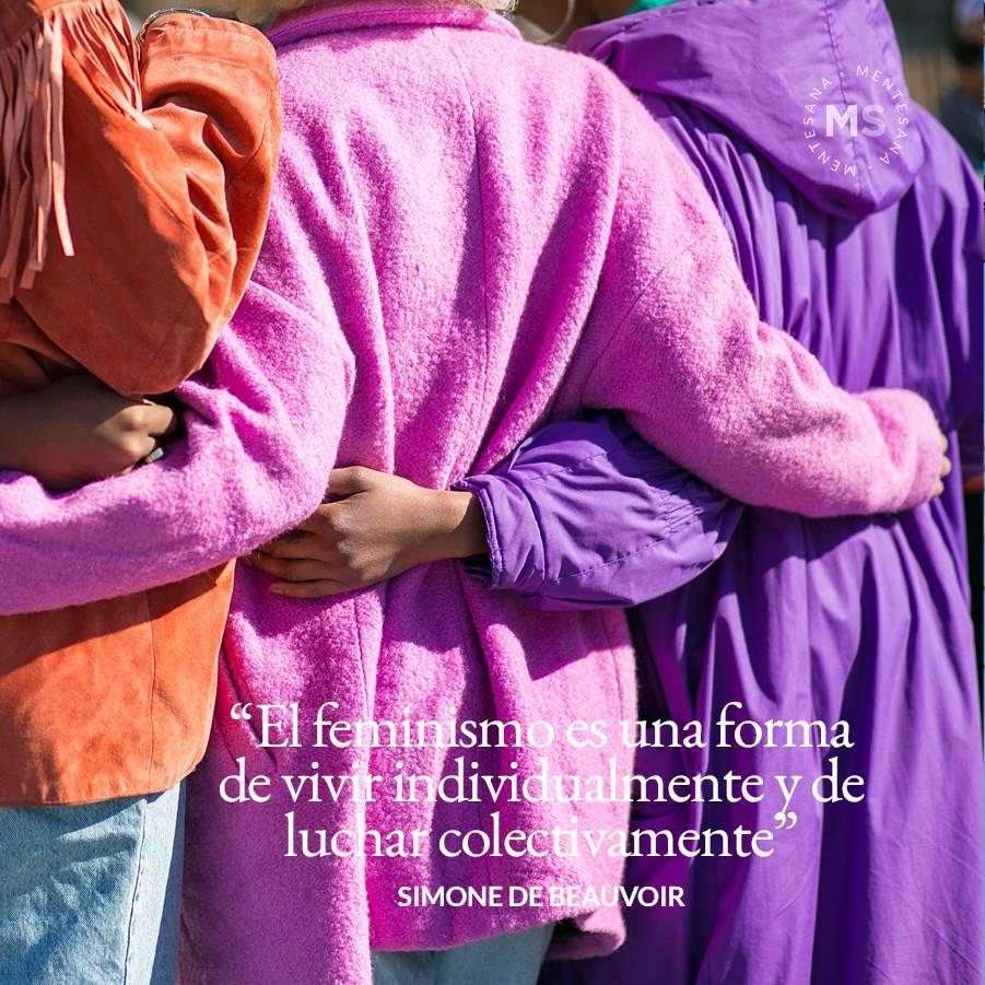 10 Frases Feministas Para Luchar Por La Igualdad Y Reivindicar El 8 De Marzo