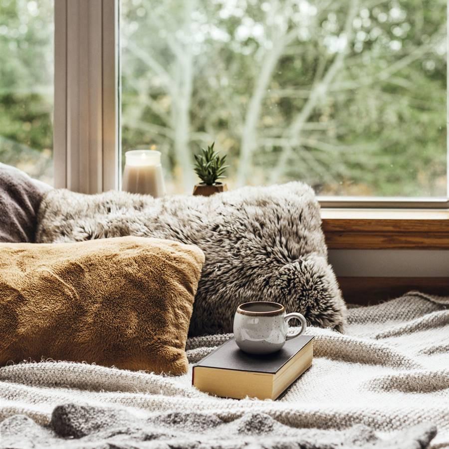 Cómo crear un rincón de relajación en casa