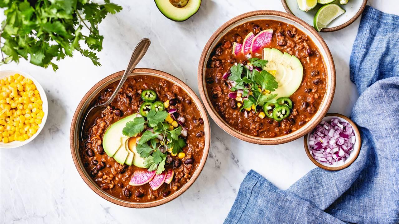 3 recetas con olla lenta y menú semanal