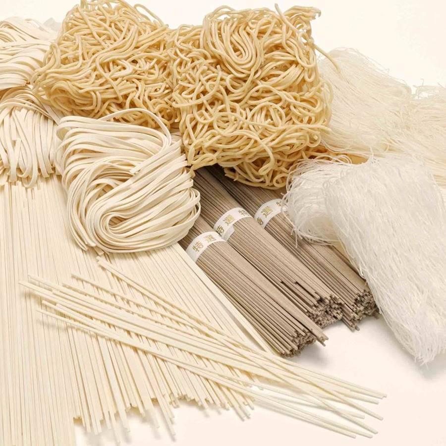 Otros tipos de pasta originales (sin trigo blanco) y cómo cocinarlas