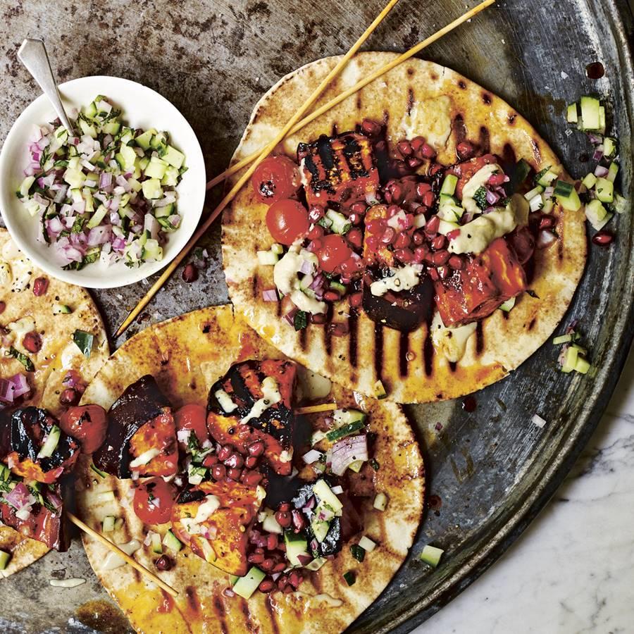 Dos recetas veganas para prepararlas en 15 minutos