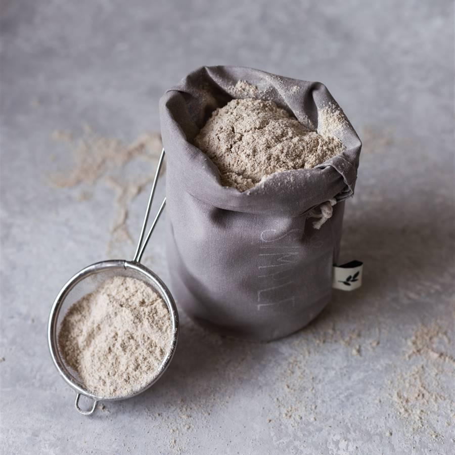 12 harinas para repostería bajas en hidratos de carbono
