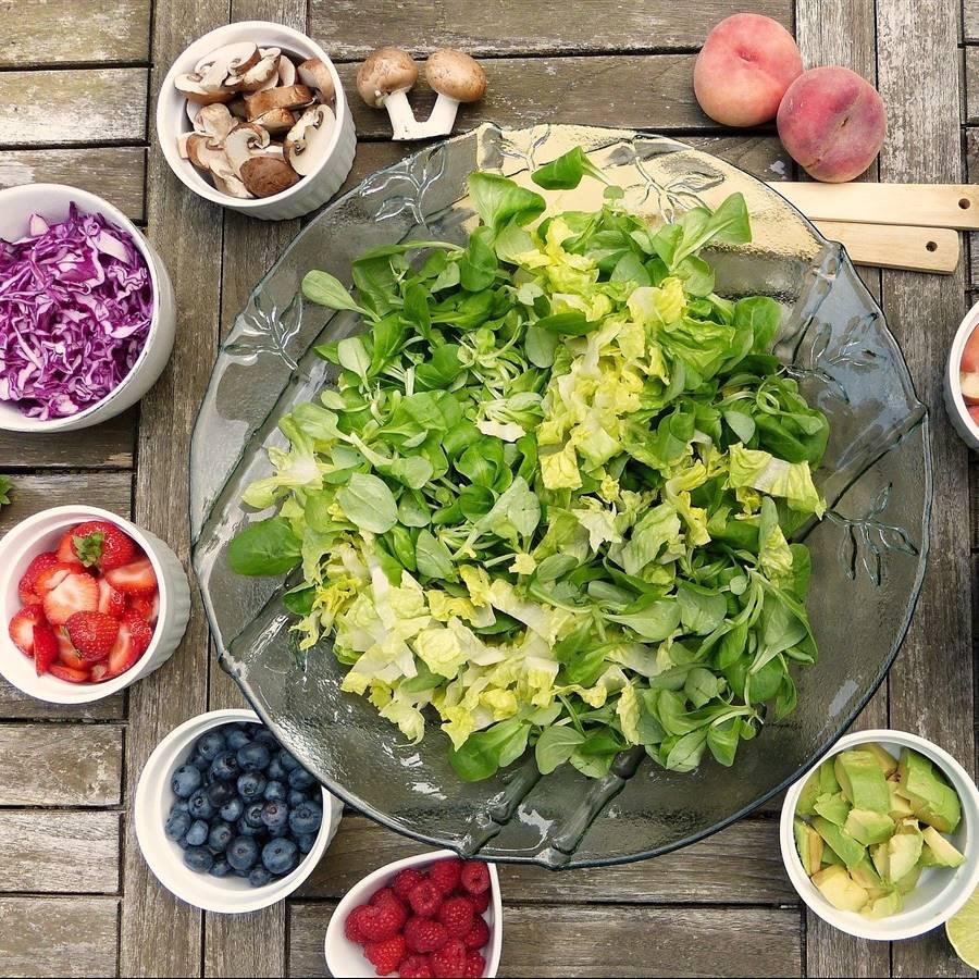 4 tipos de alimentos para reforzar la inmunidad en una dieta vegetal