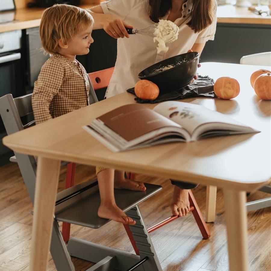 ¿Qué hacer si tu hijo no quiere comer?