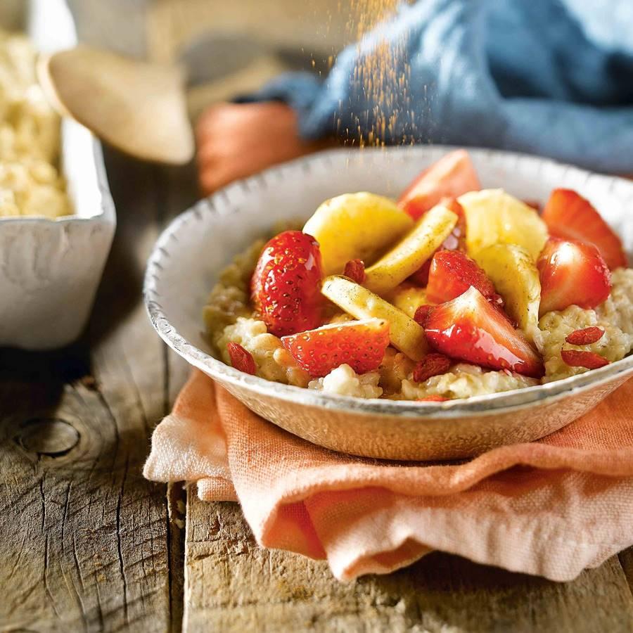 5 recetas de desayunos saludables con fruta para chuparte los dedos