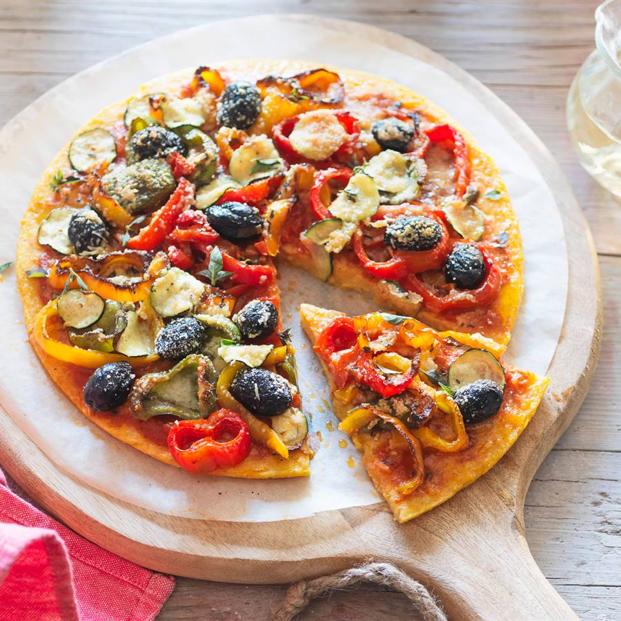 4 masas de pizza sin gluten: ¡hazlas en casa!