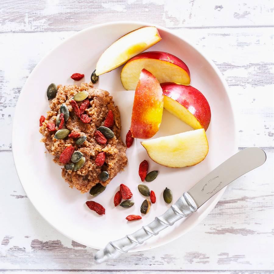 Cómo añadir proteína a tus desayunos vegetales