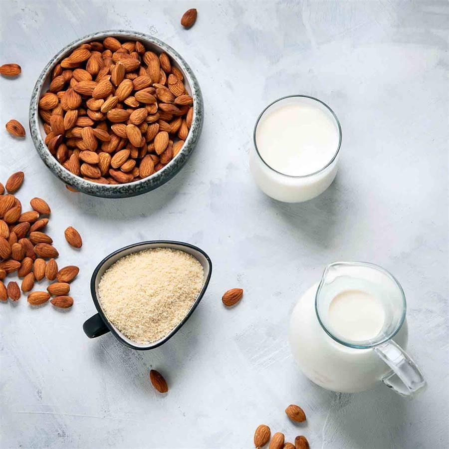 Recetas saludables con harina de almendras
