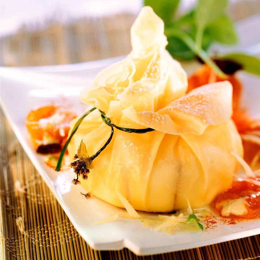 4 sugerencias de cenas vegetales gourmet