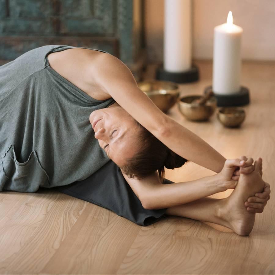 ¿Cuáles son los beneficios del yoga terapéutico?