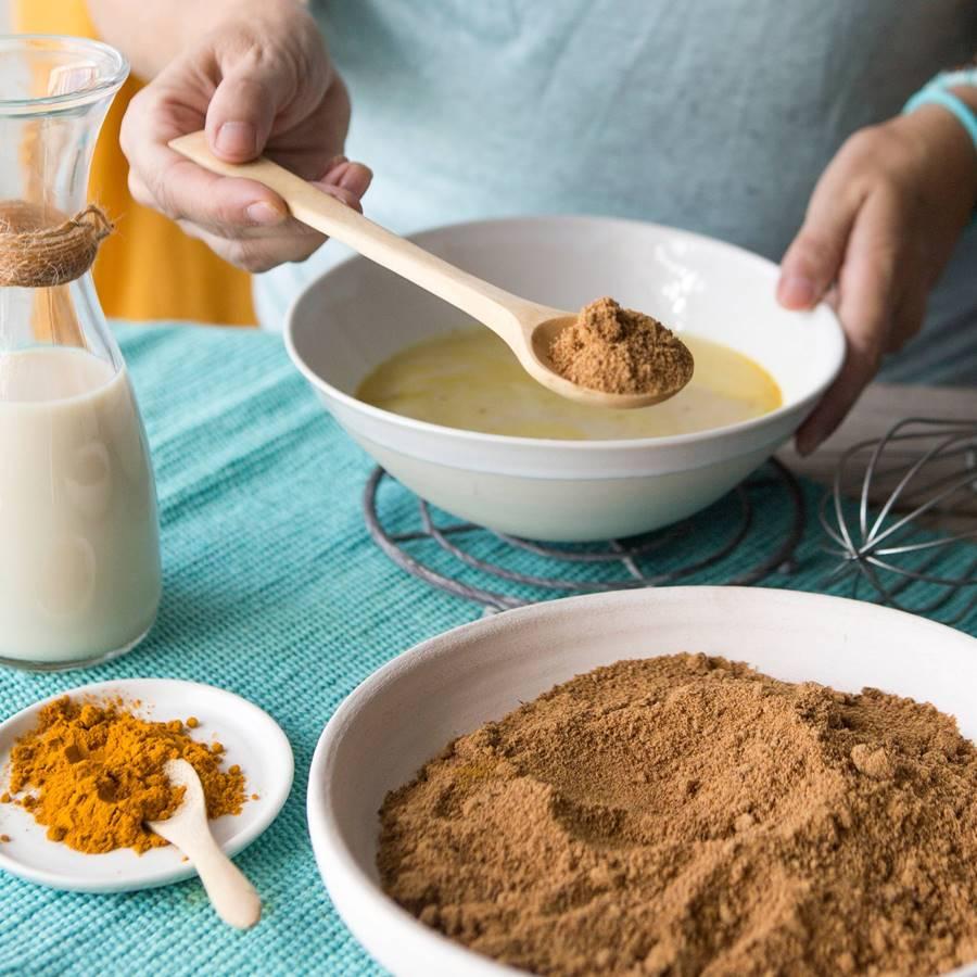Cómo sustituir el azúcar por endulzantes más saludables