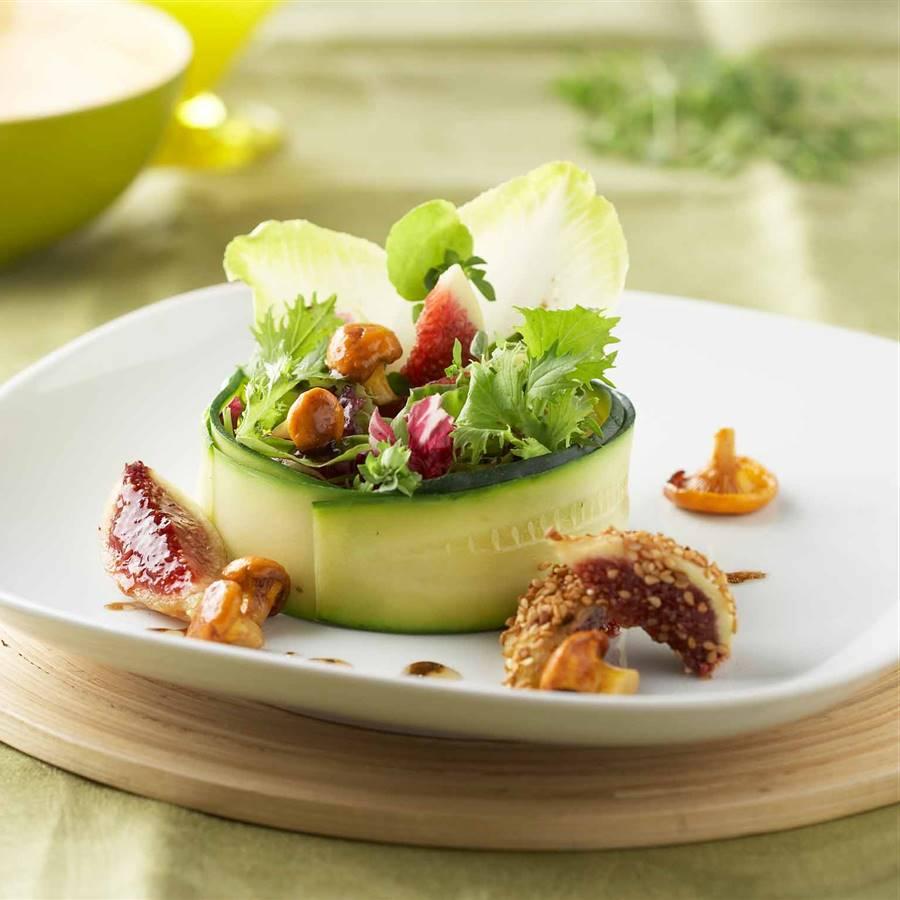 4 recetas de ensaladas que no solo son para el verano