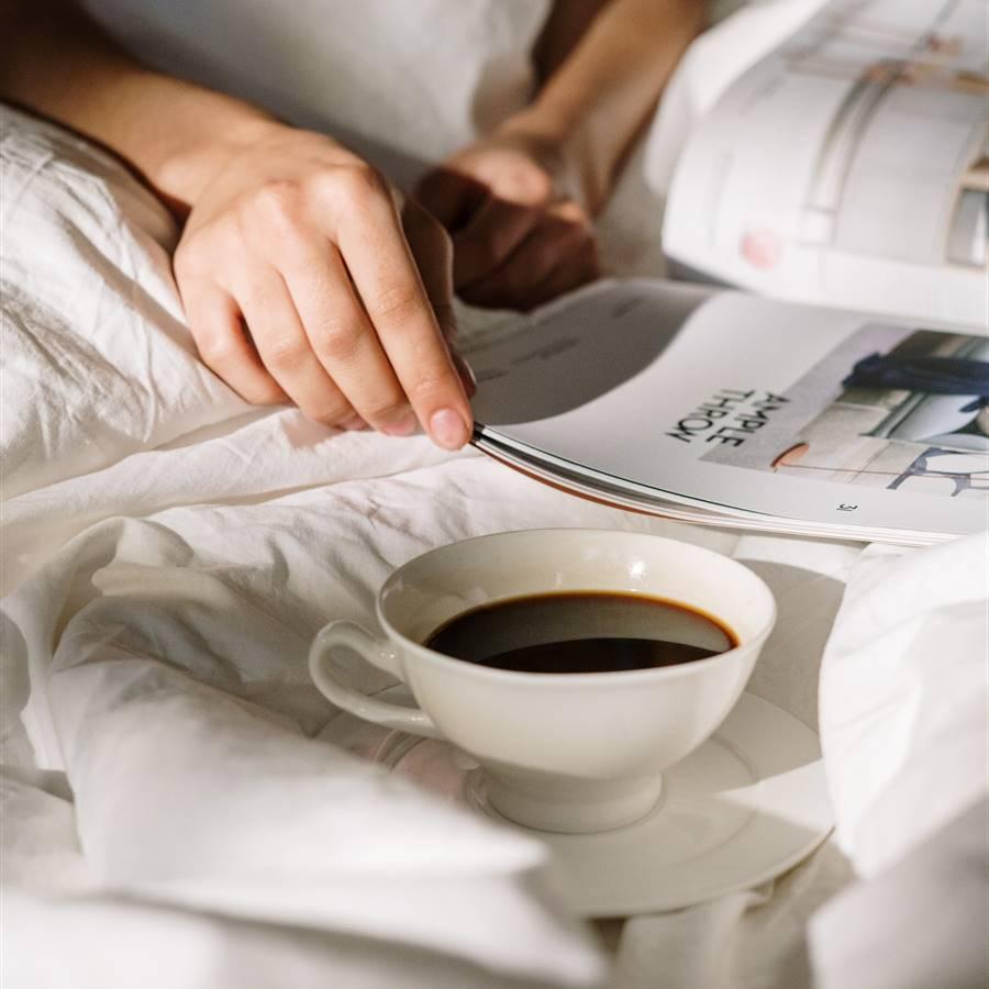 Cómo la cafeína puede atacar al cerebro