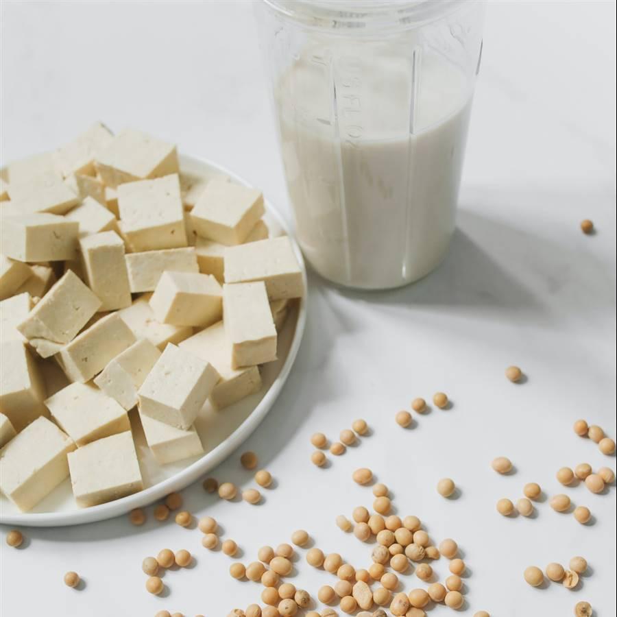 La soja reduce el riesgo de cáncer de pulmón