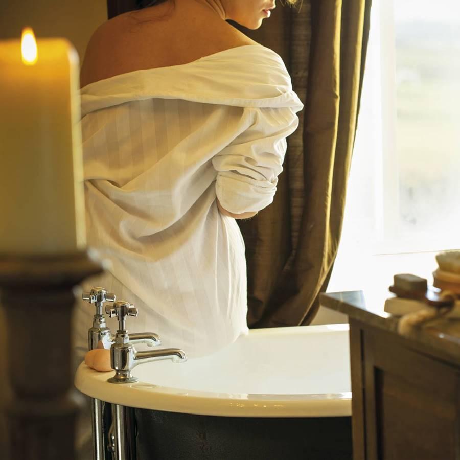 6 ideas para convertir el baño de casa en un spa