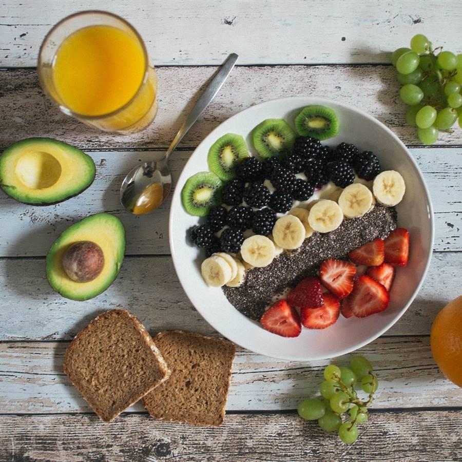 ¿Sola o acompañada? Cómo digerir mejor las frutas