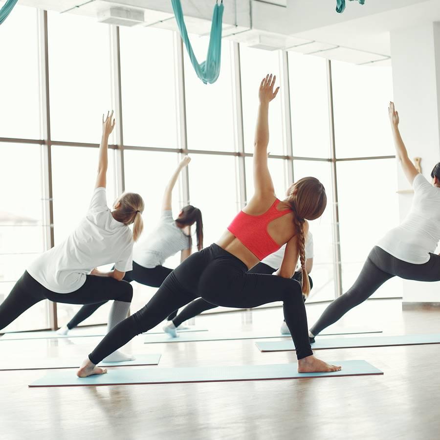 8 beneficicios del Pilates para fortalecer el core a partir de los 40