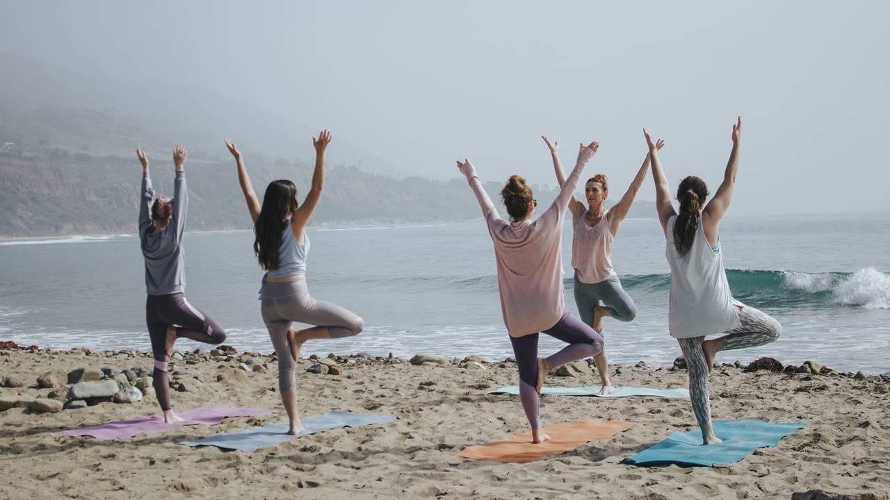 El yoga ayuda a recuperarse de las enfermedades
