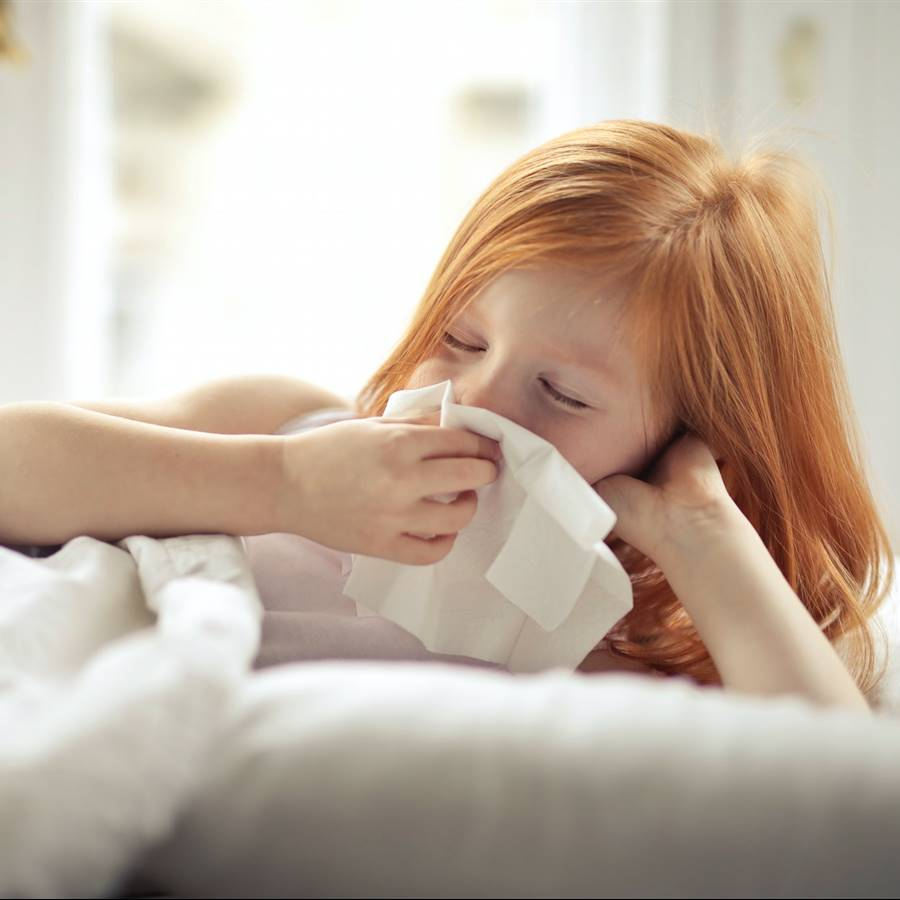 El por qué de las infeccciones respiratorias en niños este verano