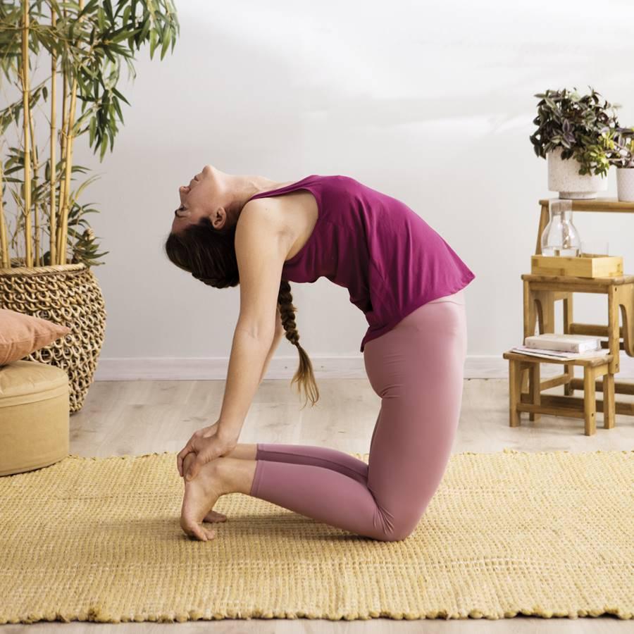 Yoga para poner en forma la inmunidad