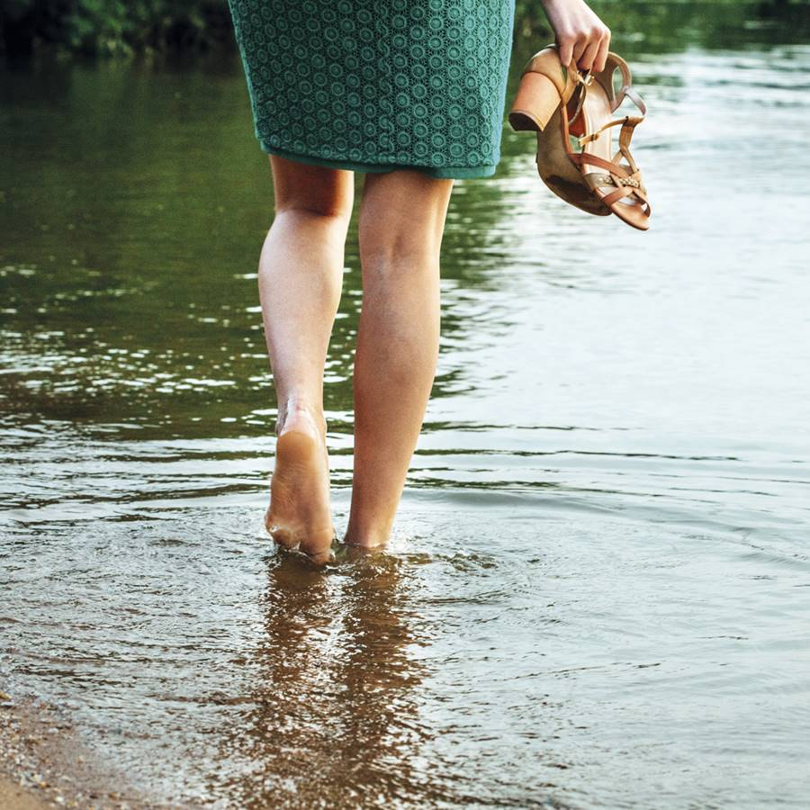 Reflexología podal: cómo ganar salud gracias a los pies