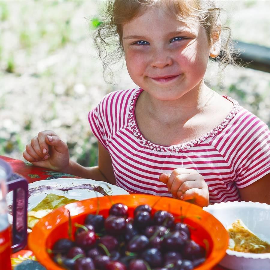 9 consejos para que los niños coman bien desde que nacen